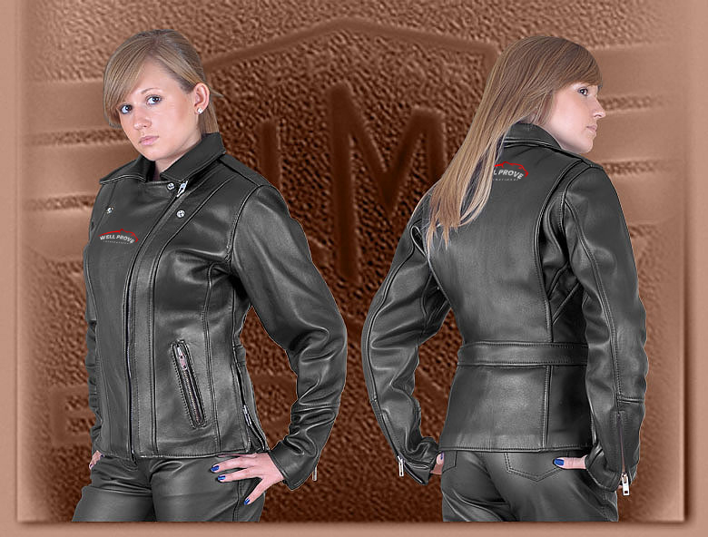 Motorbike Leather for Women